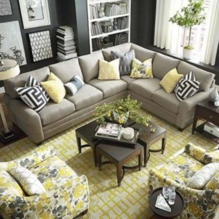 Comfortable sectional sofa for your living room 24