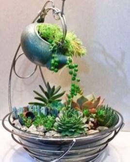 Creative garden potting ideas 29