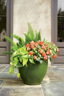 Creative garden potting ideas 39