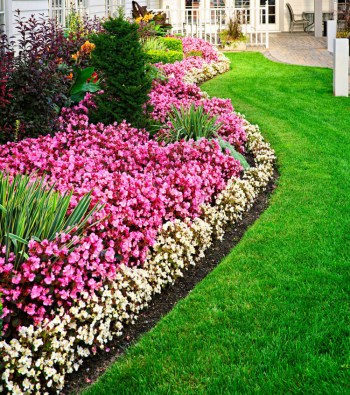 Cute-front-yard-garden-ideas