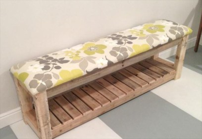 Easy pallet furniture projects for beginners 22