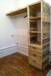 Easy pallet furniture projects for beginners 28