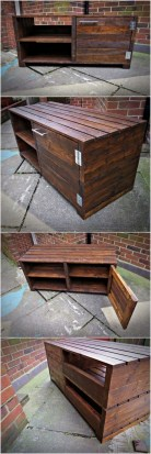 Easy pallet furniture projects for beginners 39