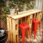 Easy pallet furniture projects for beginners 40