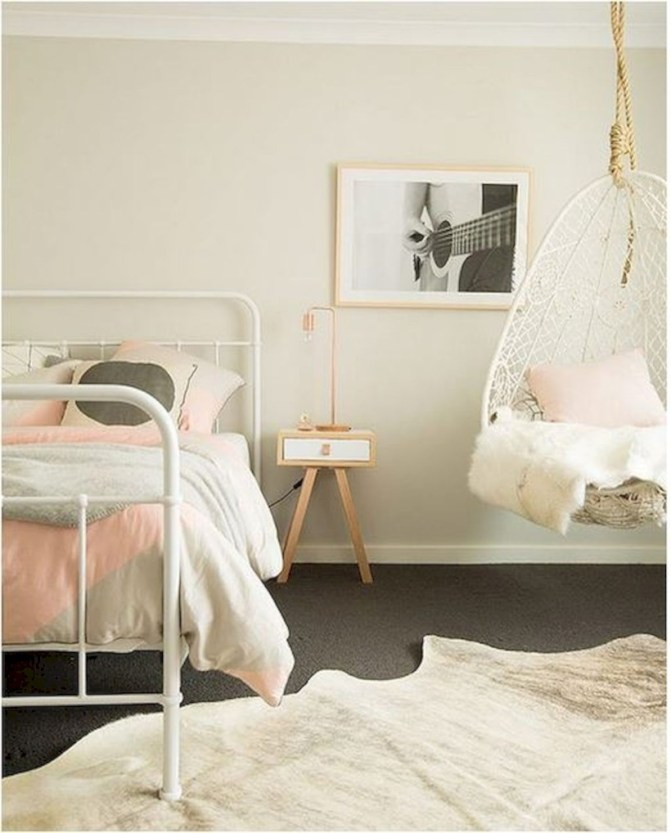 Easy and clever teen bedroom makeover ideas 01