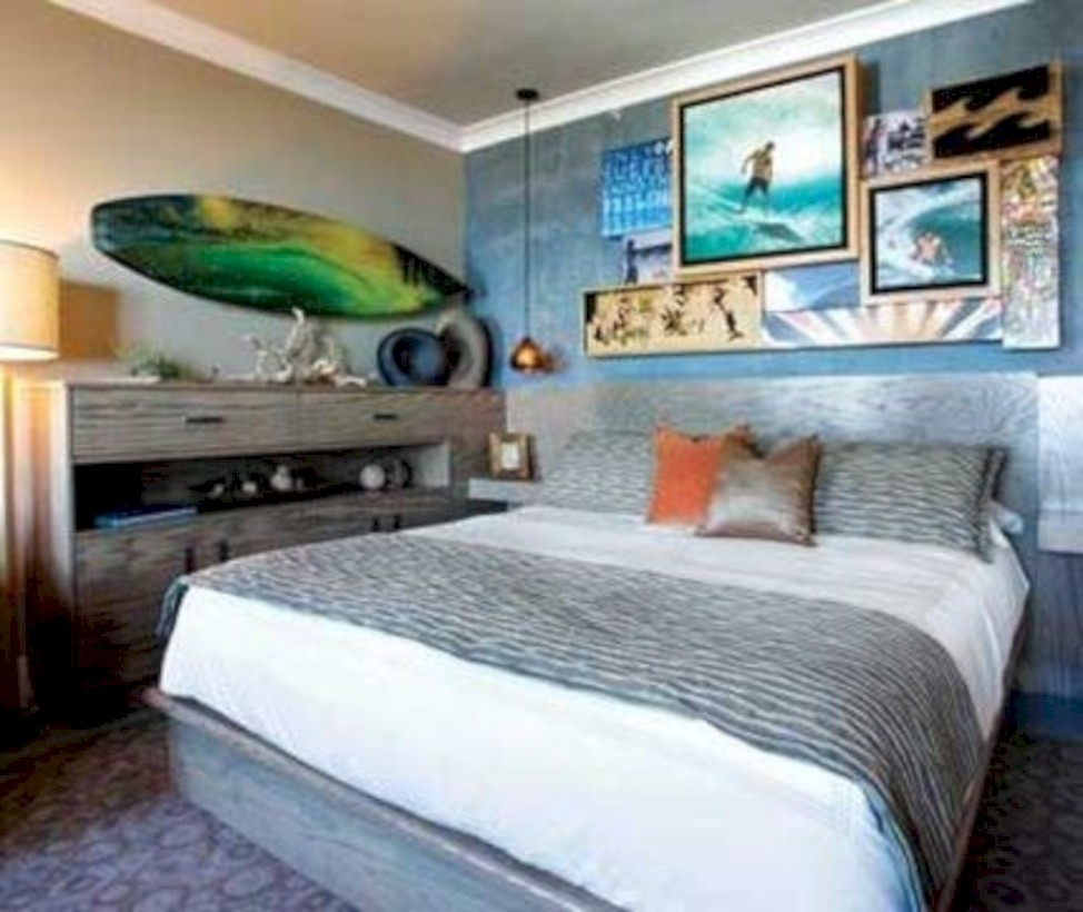 Easy and clever teen bedroom makeover ideas 06