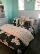 Easy and clever teen bedroom makeover ideas 12