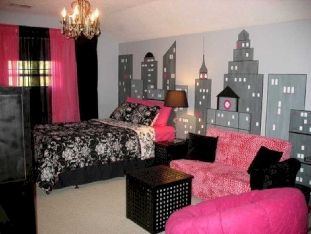 Easy and clever teen bedroom makeover ideas 14