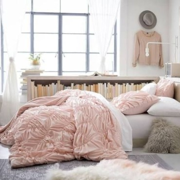 Easy and clever teen bedroom makeover ideas 17