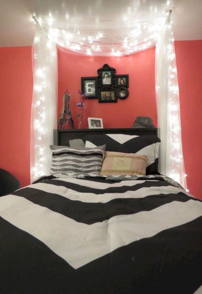 41 easy and clever teen bedroom makeover ideas - Teen room paint ideas ...