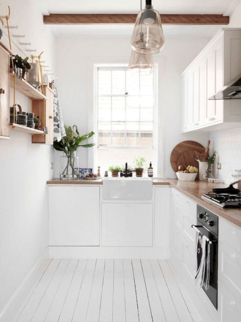 Fabulous small kitchen ideas with farmhouse style 20