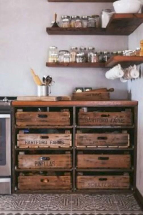 Fabulous small kitchen ideas with farmhouse style 22