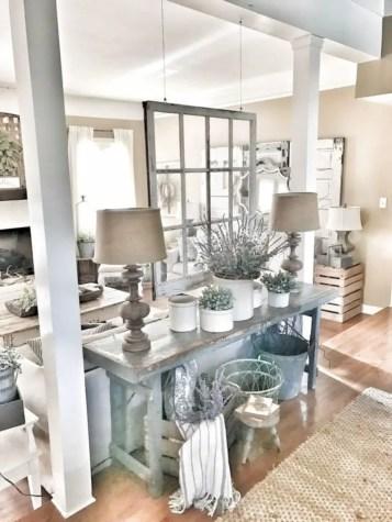Fabulous small kitchen ideas with farmhouse style 44