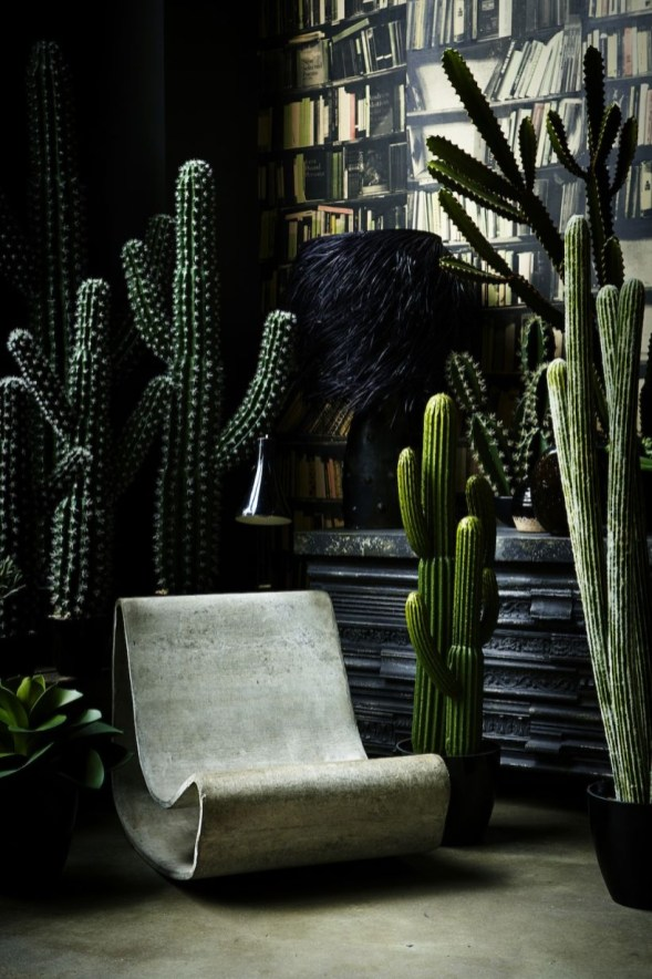 Faux cactus and succulent projects and ideas to decorate your home 15