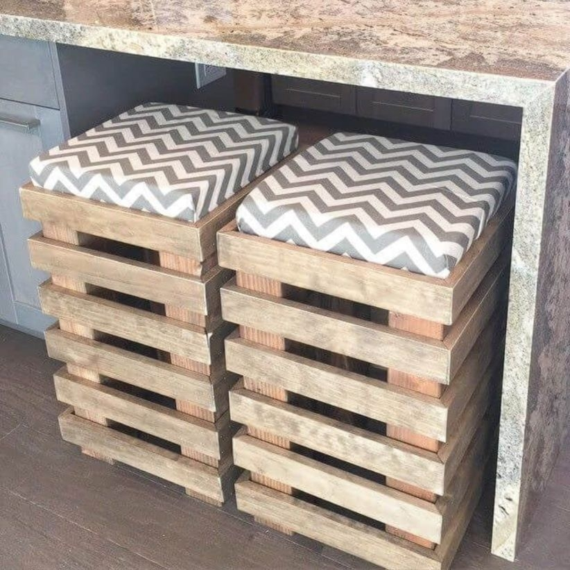 Furniture pallet projects you can diy for your home 03