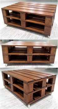 Furniture pallet projects you can diy for your home 24