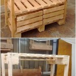 Furniture pallet projects you can diy for your home 29
