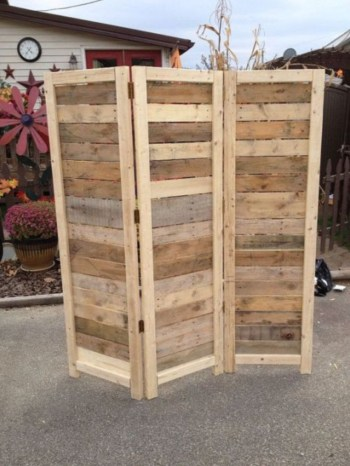 Furniture pallet projects you can diy for your home 30