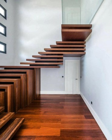 Iinspiring staircase style you will love 02