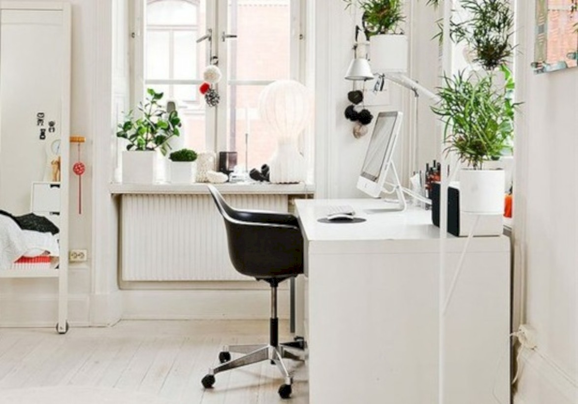 fresh clean workspace home. Neat And Clean Minimalist Workspace Design Ideas For Your Home 16 Fresh T