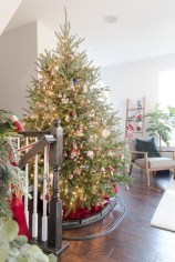 Non-traditional christmas tree to give to your home 22