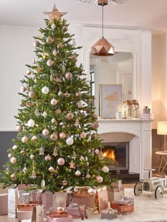 Non-traditional christmas tree to give to your home 29