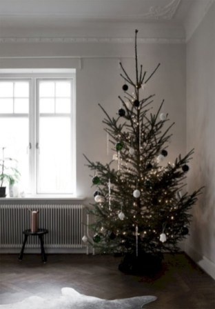 Non-traditional christmas tree to give to your home 34