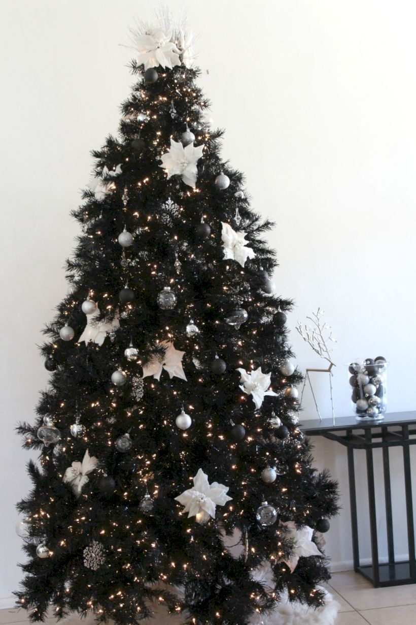 Non-traditional christmas tree to give to your home 35