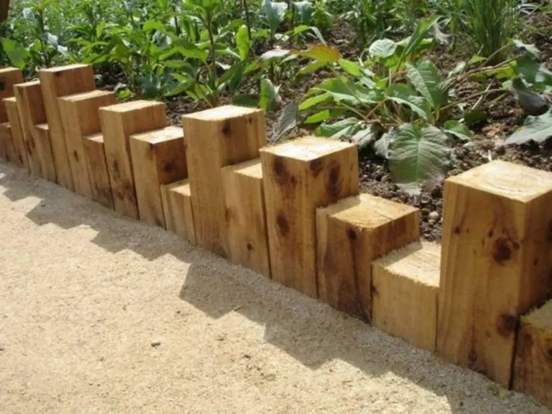Outdoor garden decor landscaping flower beds ideas 04
