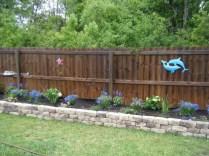 Outdoor garden decor landscaping flower beds ideas 20
