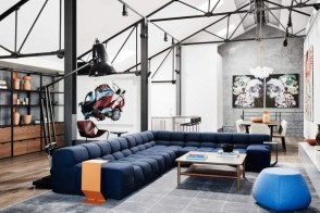 Perfect industrial design interior examples 01