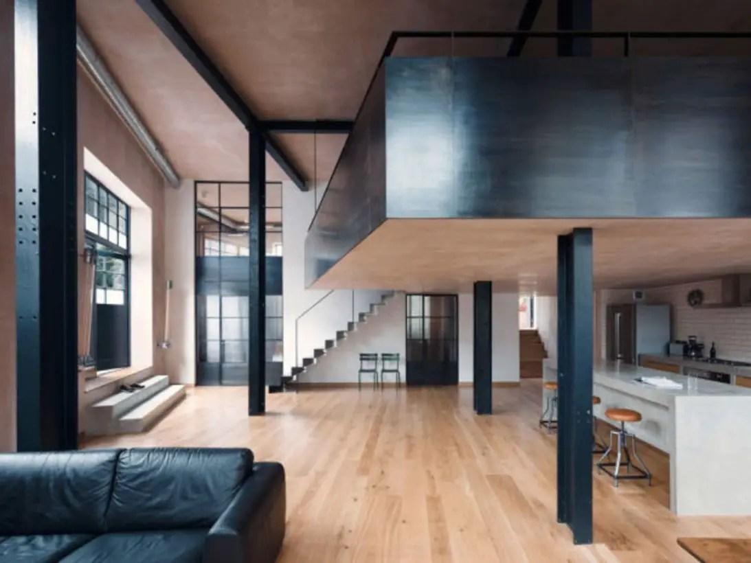 Perfect industrial design interior examples 25