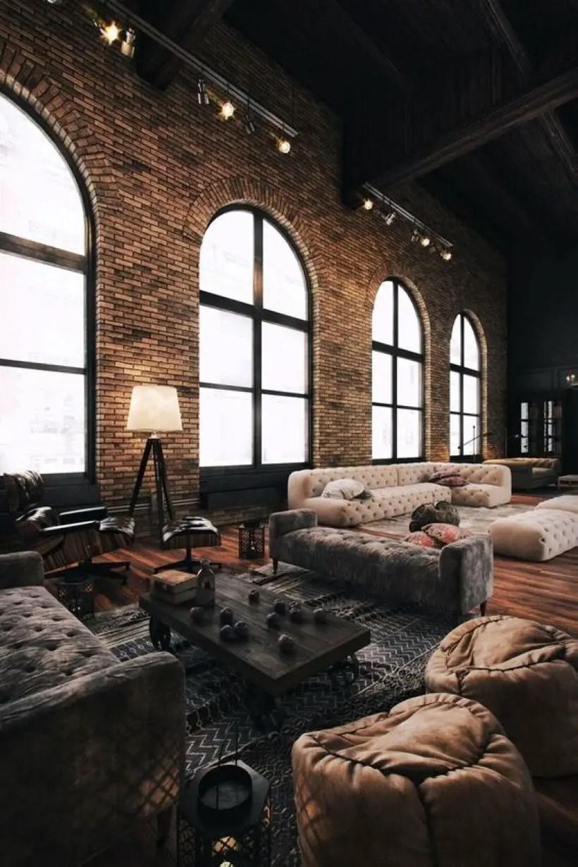 Industrial Interior Design: 38 Perfect Industrial Design Interior Examples