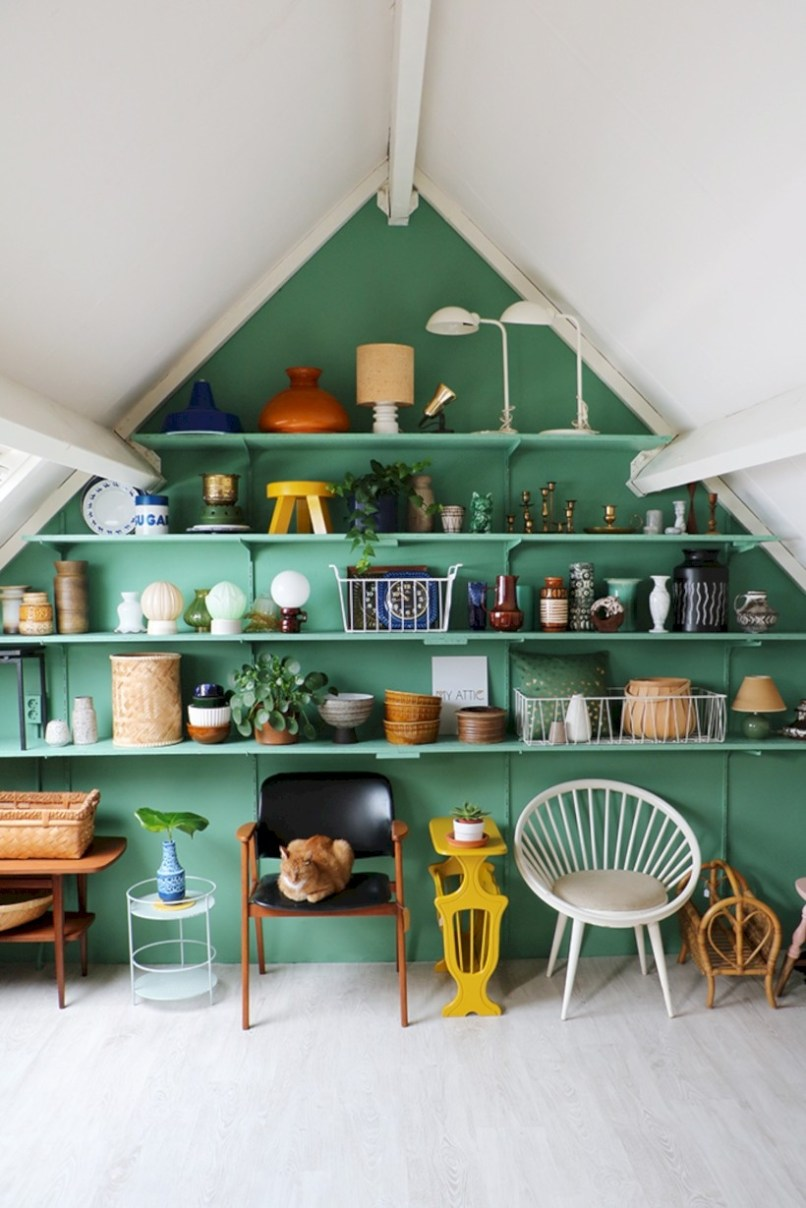 Pieces to create a stylish bookcase instantly 30