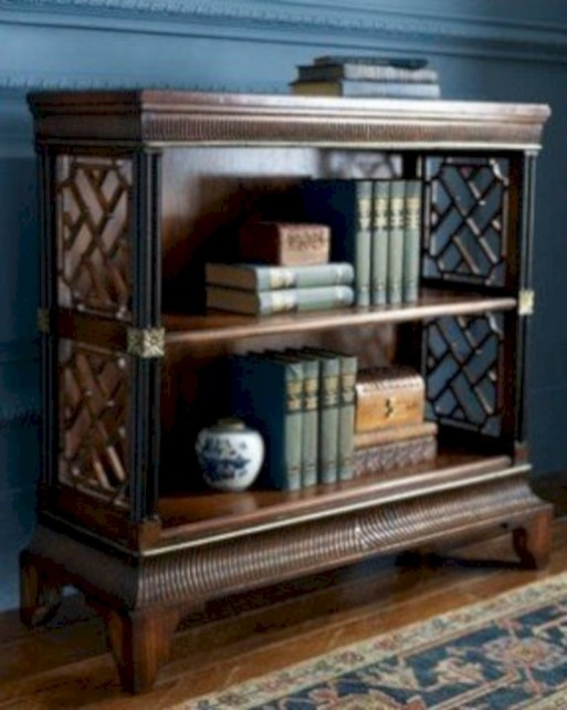 Pieces to create a stylish bookcase instantly 35
