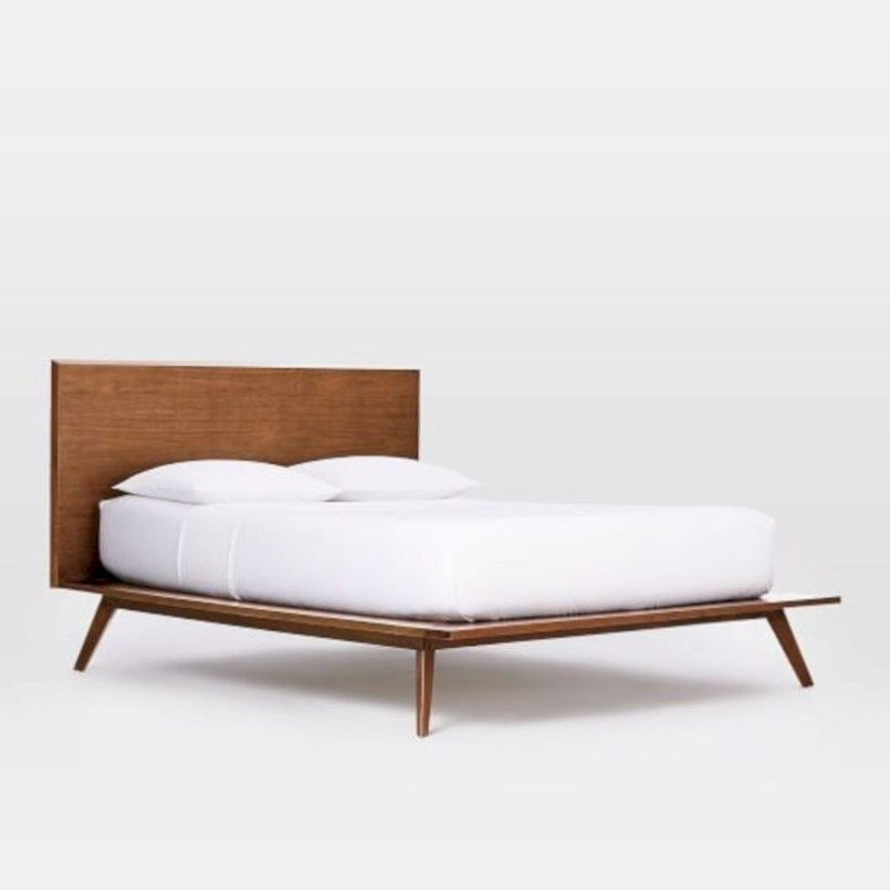 Raised platform bed to define your sleep space easily 03