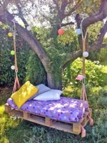 Shabby chic and bohemian garden ideas 25