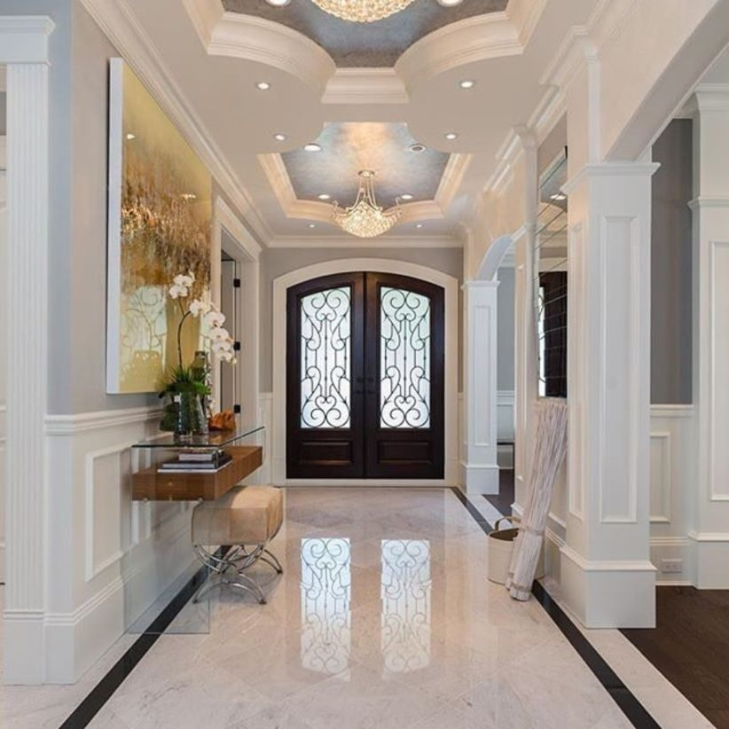 Simple and elegant entry way to inspire you 09