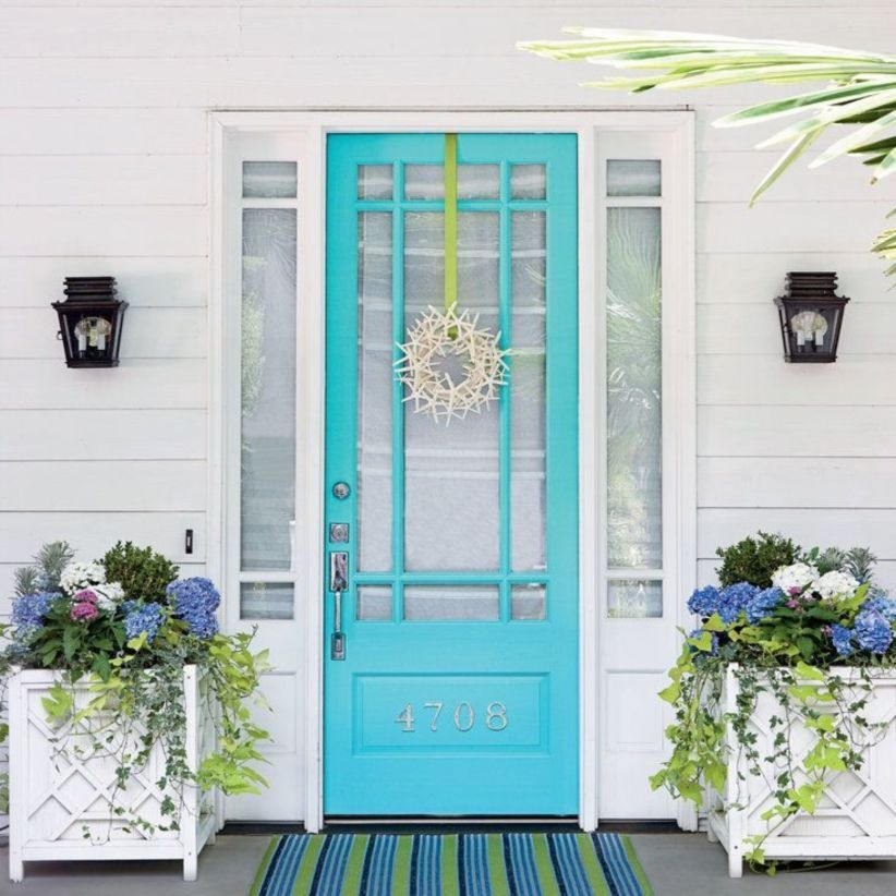 Simple and elegant entry way to inspire you 11