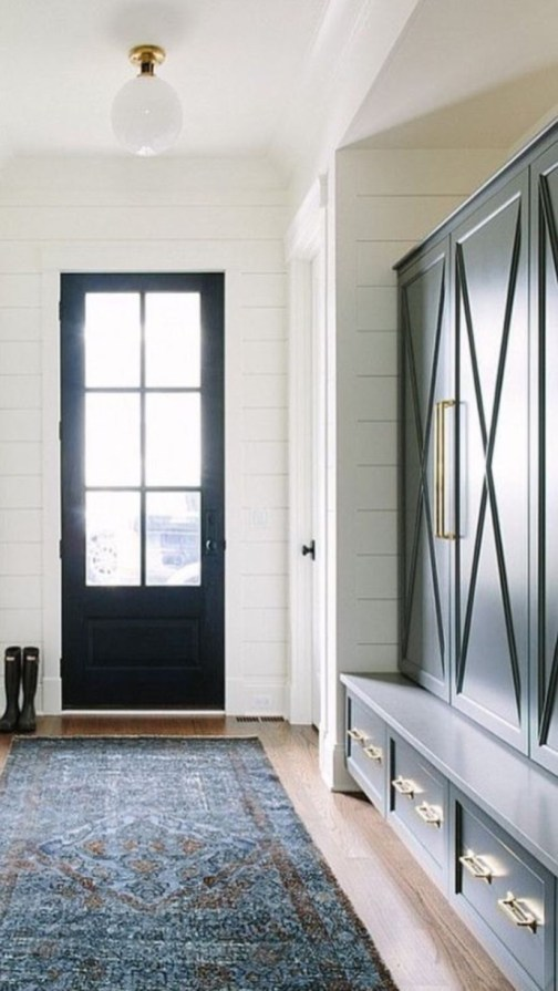 Simple and elegant entry way to inspire you 15