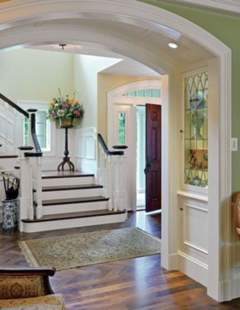 Simple and elegant entry way to inspire you 17