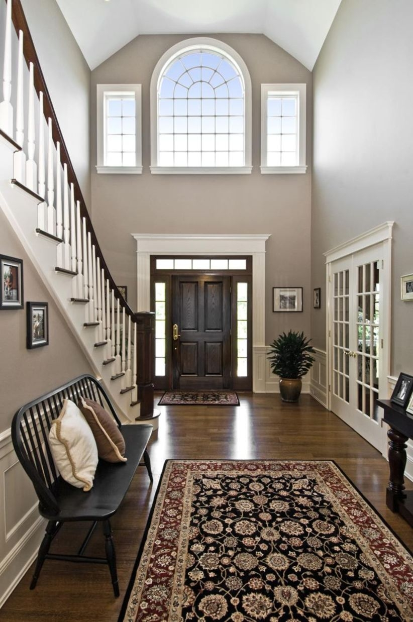 Simple and elegant entry way to inspire you 26