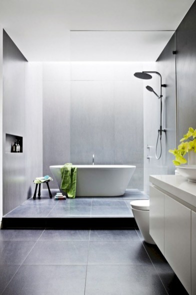 Stand up shower design ideas to copy right now 02