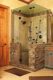 Stand up shower design ideas to copy right now 04