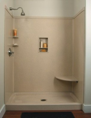 Stand up shower design ideas to copy right now 08