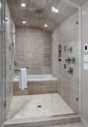 Stand up shower design ideas to copy right now 09