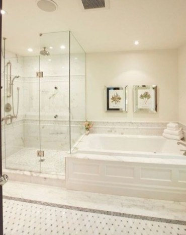 Stand up shower design ideas to copy right now 15