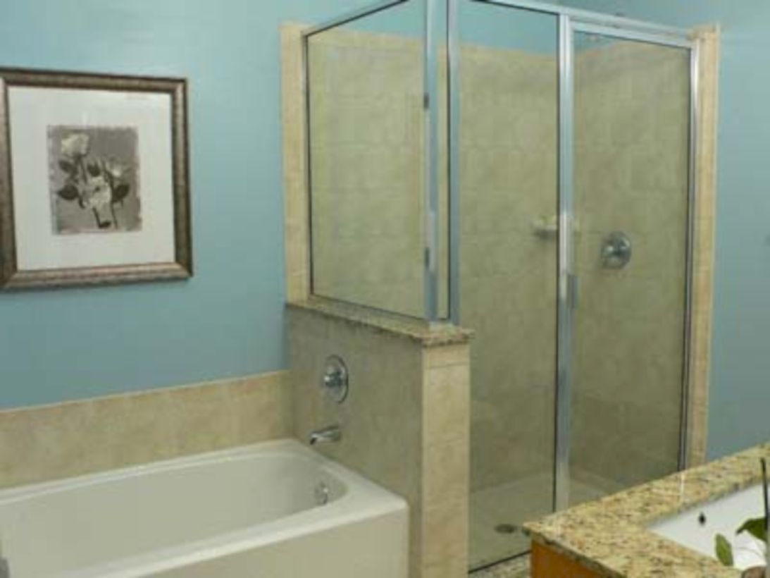 Stand up shower design ideas to copy right now 21