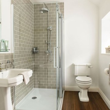 Stand up shower design ideas to copy right now 23