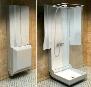Stand up shower design ideas to copy right now 33